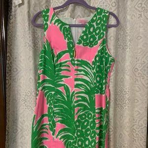Lilly Pulitzer flamenco dress